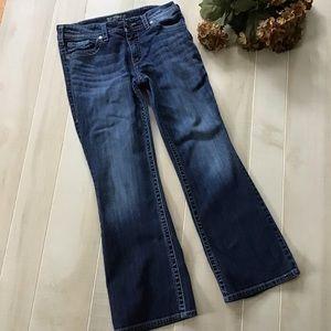 """Silver Suki Bootcut Jeans 30/28"""""""